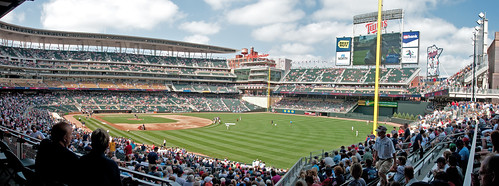 Target Field from RF Corner (pano) | by Eric Kilby