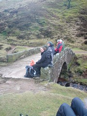 Lunch at Three Shires Head