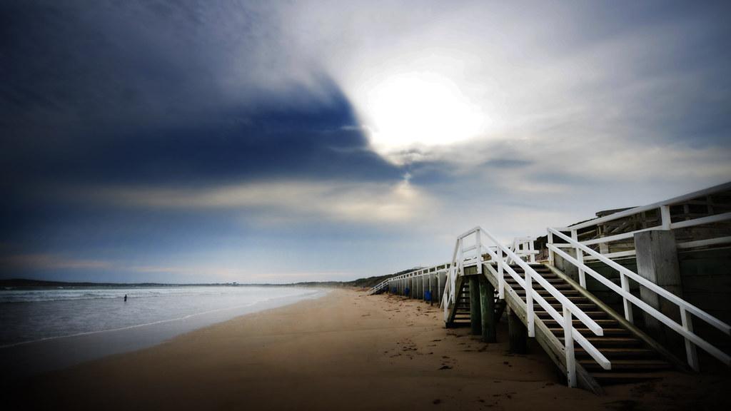 Ocean Grove Beach - Victoria - Australia   Brendan Waites