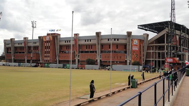 Pretoria - Loftus Versfeld Stadium