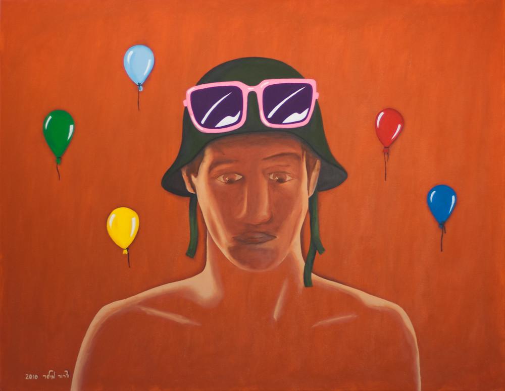 Balloons by Dror Miler