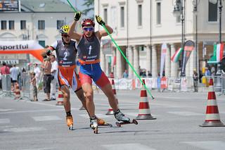 Campionato italiano di skiroll a Montebelluna | by Guido Andolfato