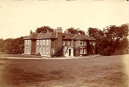 Fairhurst Hall 1950's