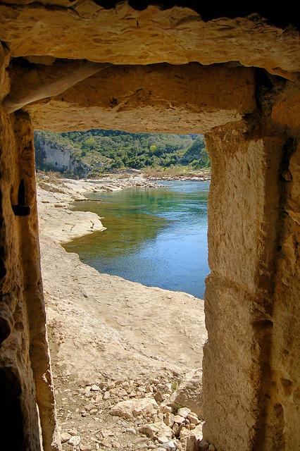 Intérieur - Gorges du Gardon (Gard)
