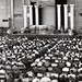 ALC 51.3.2 f.9 7 Luther League Conventions Photographs.  Texas A&M, College Station, TX 'God's Love - My Life' 1955 - Stage
