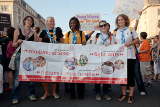 AIDS2010 Human rights march