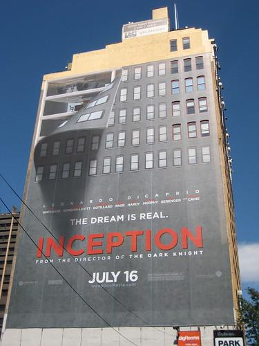 grand poster mural trompe l'oeil