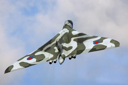 Vulcan - RIAT 2010   by Airwolfhound