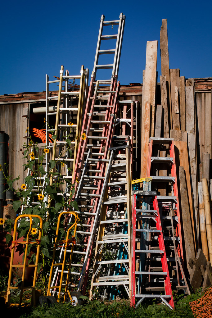 Ladders | Feel free to use this image just link to www.learn… | Flickr