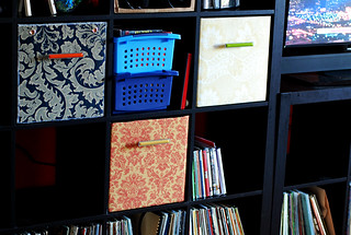 fabric drawers! | by -leethal-