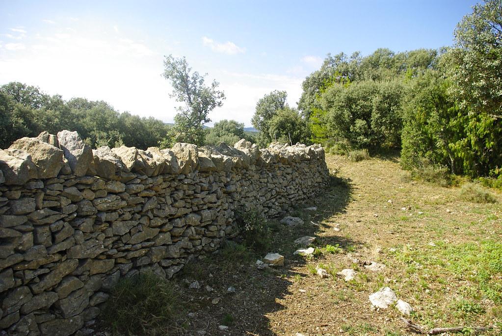 mur de pedra seca - 1