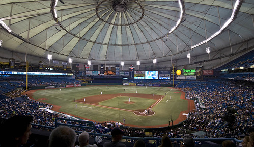 Tropicana Field Panorama | by bryce_edwards