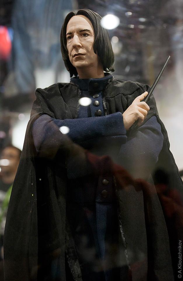 Professor Snape cloak Harry Potter comi-con costume cosplay