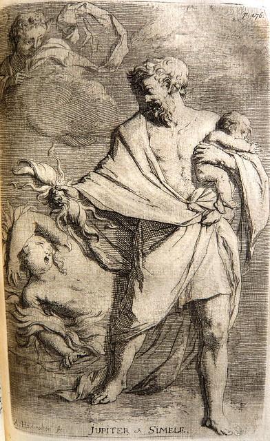 +1719 Zeus y Sémele