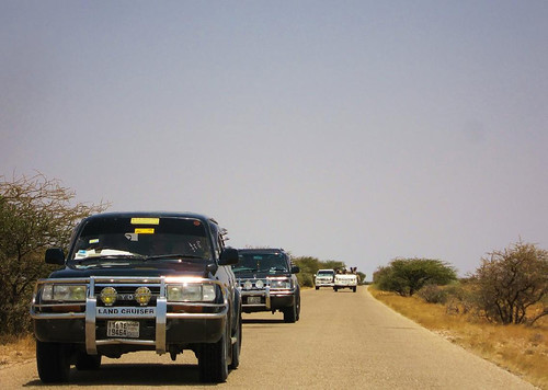 11c. The entourage following me in to Garowe | by Breaking the Cycle