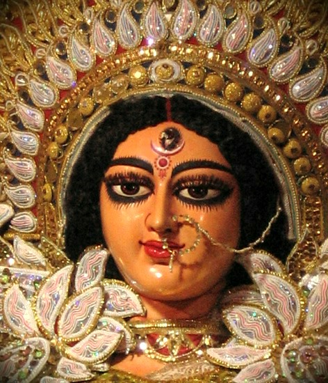Images of maa durga face