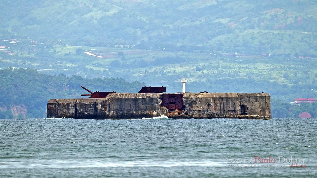 Fort Drum (El Fraile Island) | Fort Drum (El Fraile Island