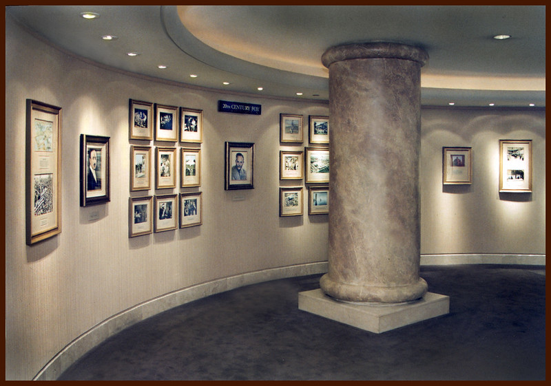 Century Plaza Hotel - Fox Exhibit • produced for the 30th Anniversary of the hotel