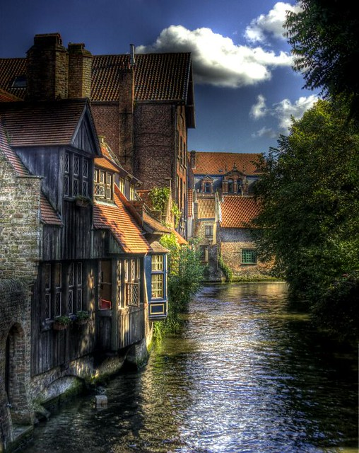 Fairy tale Bruges
