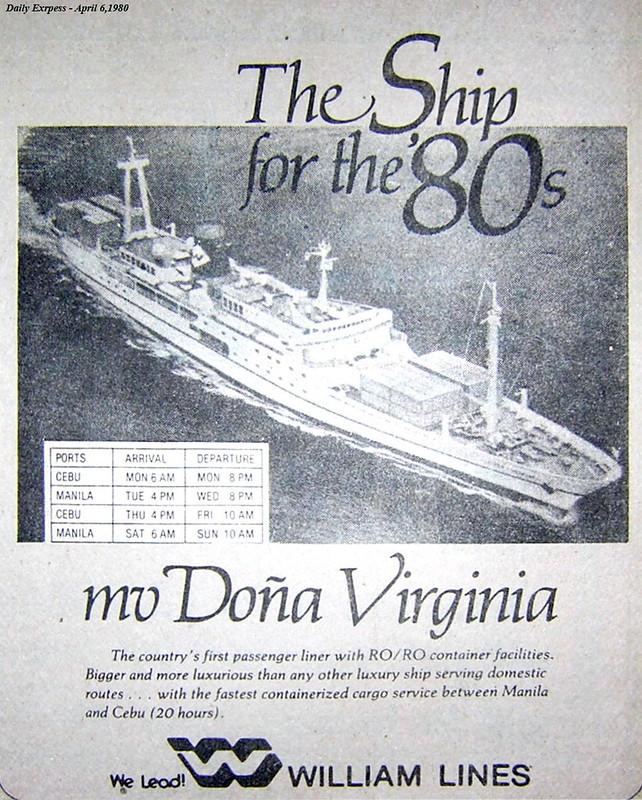 1980 Dona Virginia