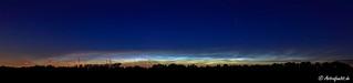 Leuchtende Nachtwolken am 3. Juli 2017 #2 | by astrofan80