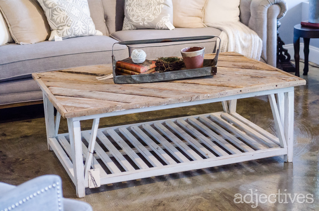 Hand Crafted coffee table by Adjectives Altamonte