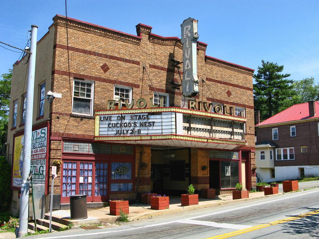 Rivoli Theater South Fallsburg NY | I don't normally publish