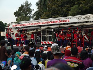 Fire brigade band | by nSeika