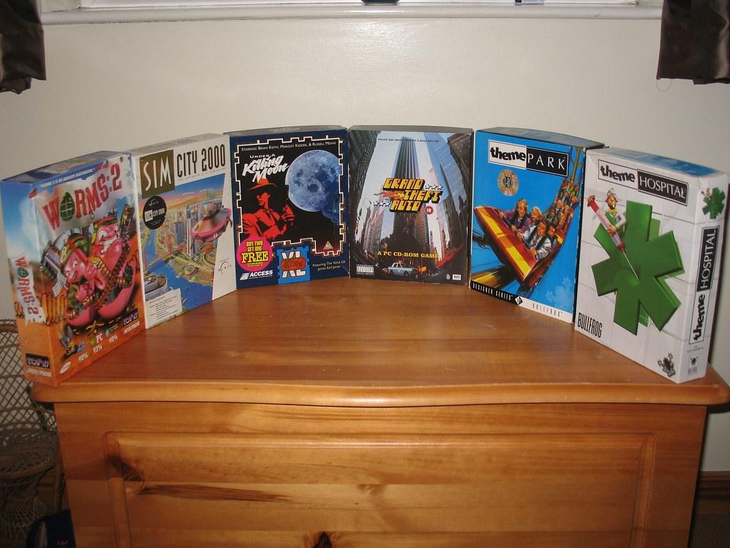 Retro PC Games