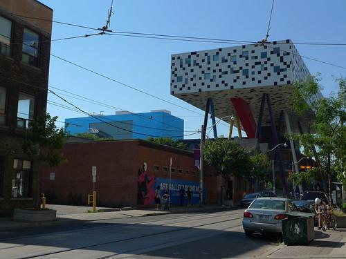 Art Gallery of Ontario with Ontario College of Art & Design | by mark.hogan