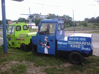 Shawarma King Trikes