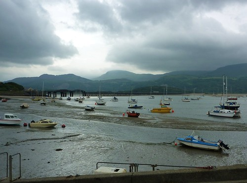 Barmouth Harbour (13/07/2010)