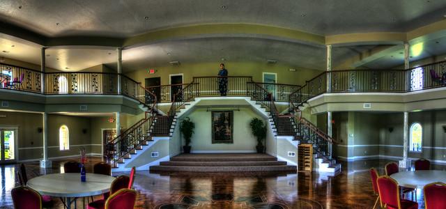 The Bella Room, Delmonaco Winery, Baxter, TN