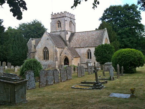 The Church at Minster Lovell Hall | by Tip Tours