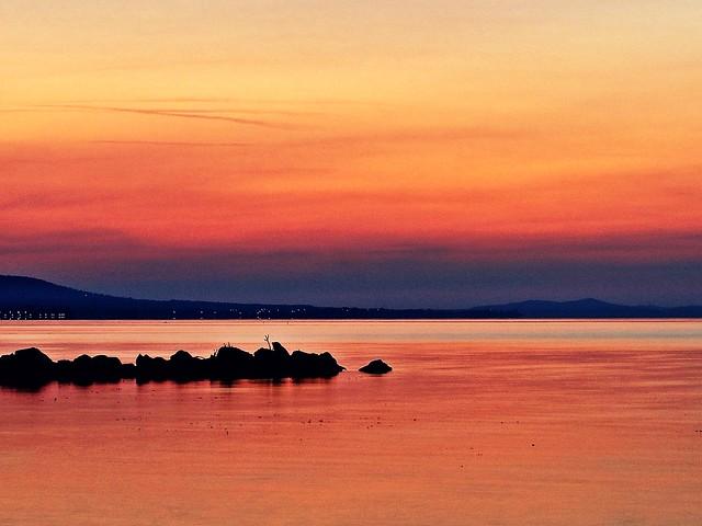 Balaton Sunrise 2