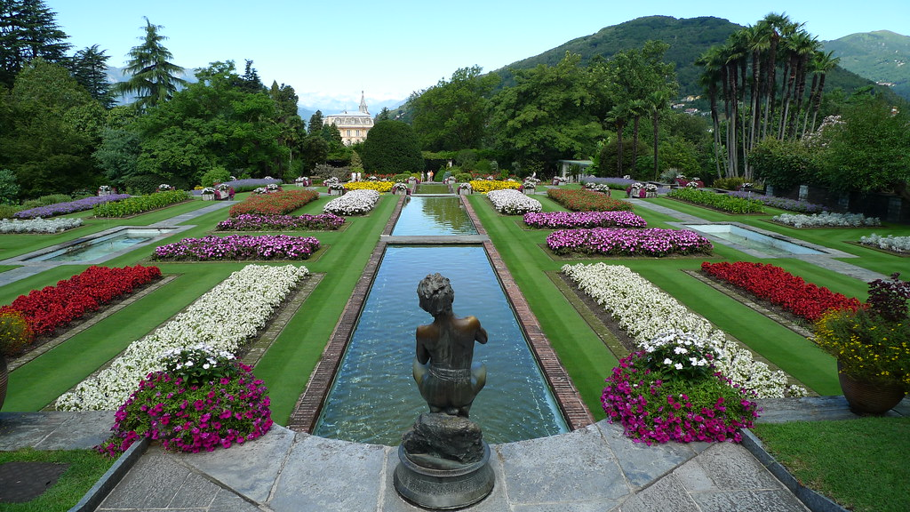 Giardini Botanico Villa Taranto | Wonderful gardens planted … | Flickr