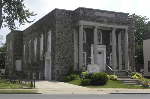 Niagara Falls NY ~ First Unitarian Universalist Church of Niagara ~ 1922