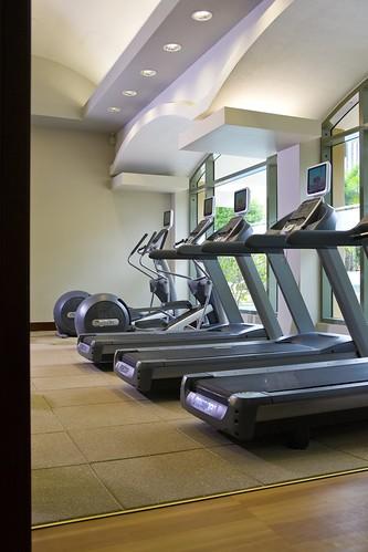 Precor Equipment Fitness Center | by San Juan Doubletree