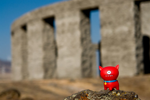 Uglyworld #722 - Stonehenge Memorial (227/365) | by www.bazpics.com