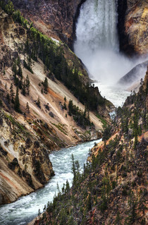 The Falls of Yellowstone | by Trey Ratcliff