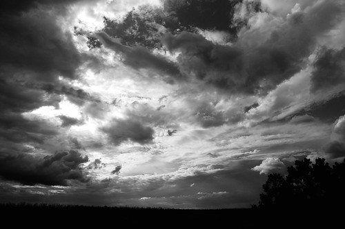 sunset bw white black clouds nationalpark colorado mesaverde 1685 nikond300