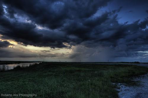 Western Palm Beach County Sunset 1 | by Roberto_Aloi