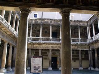 Universita degli Studi di Padova, Palazzo Bó   by anch_jm
