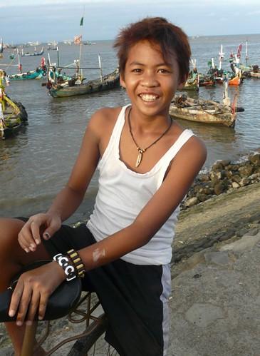 Fisher's Boy, Muncar, Jawa Timur