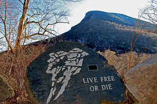 Old Man in the Mountain memorial | by Bob Gundersen