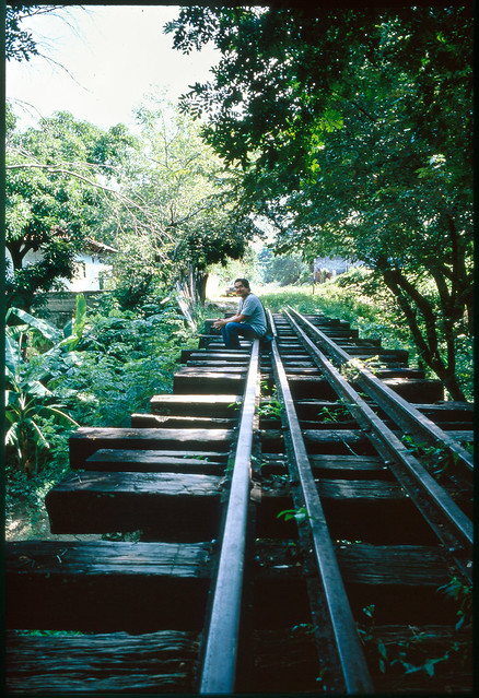 Ever on the tracks
