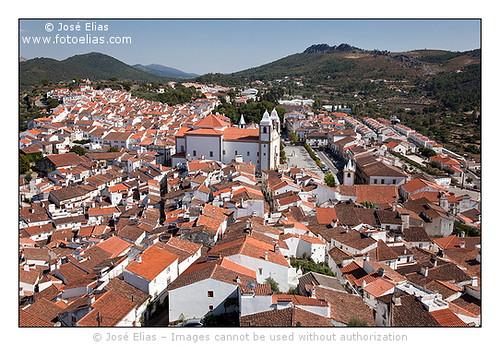 portugal monument landscape town europe european village view rooftops paisagem aerial monuments alentejo portuguese birdseye overview telhados castelodevide altoalentejo distritodeportalegre fotoelias portalegredistrict