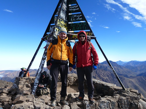 Jebel Toubkal Summit | by alpguide