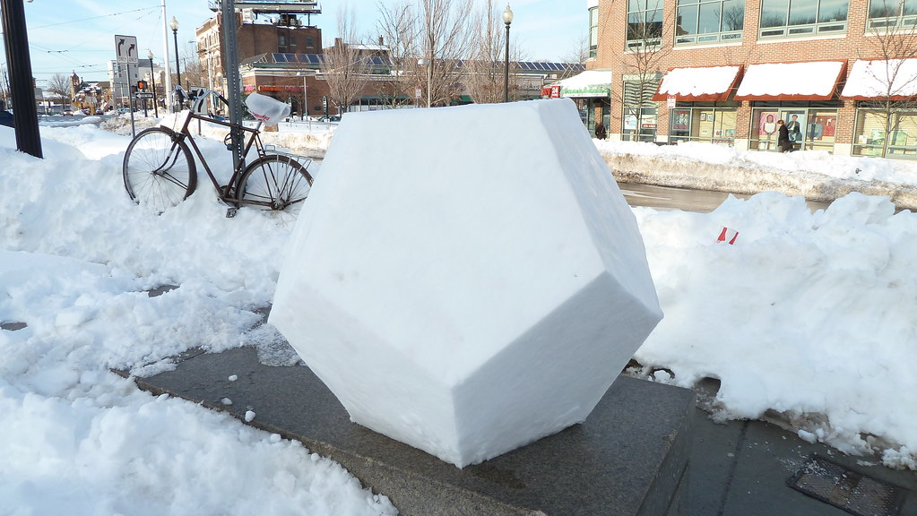 porter square snowdecahedron