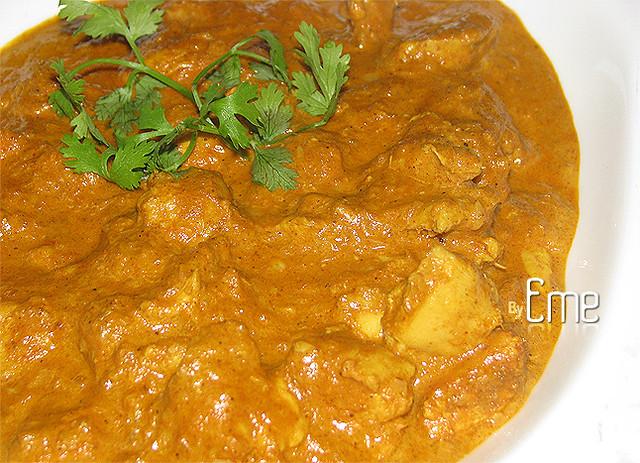 Curry Chicken - من المطبخ الهندي